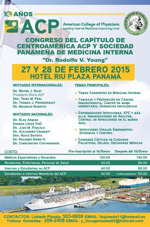 Congreso del Capítulo de Centroamérica ACP